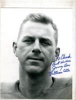 Autographed Signed Jimmy Orr Colts Photo 8x10 jhaut