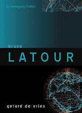 Vries, Gerard De-Bruno Latour  BOOK NEW