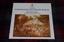 Francceur~Symphonies DV Festin Royal~Maurice Andre~Jean-Francois Paillard~IMPORT