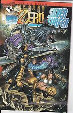 WEAPON ZERO/SILVER SURFER N° 1   Albo in Americano ed. Marvel Comics