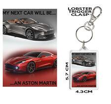 ASTON MARTIN KEYRING Matching Mug Available My Next Car Will Be An Aston Martin