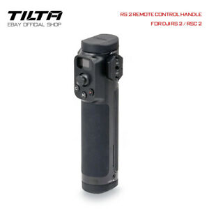Tilta RS 2 Gimbal Remote Control Handle For Advanced Ring Grip Für DJI RS 2/RSC2