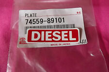 "TOYOTA ""DIESEL"" LABEL/DECAL  BRAND NEW GENUINE"