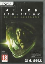 Alien isolement Nostromo Edition (PC seulement des Steam Key Download Code) Aucun DVD