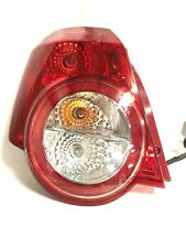 2009 Pontiac G3 **HATCHBACK** Left Driver Tail Light Lamp *free Shipping