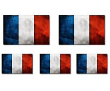 STICKER BANDERA FRANCIA FRANCE AUFKLEBER PEGATINA VINILO ADESIVI FLAG FRENCH