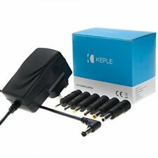 6V 2A Power Supply Adapter by Keple  2Amp AC DC Adaptor Mains Plug for Home App