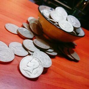 1974 1 peso Philippine coins