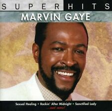New: MARVIN GAYE - Best of Greatest Super Hits - CD