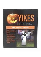 Yikes in the Yard Halloween Inflatable Friendly Ghost Decoration -''''''