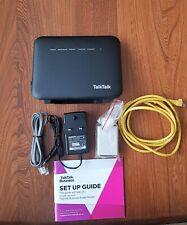 TalkTalk super router Model HG635 excellent condition