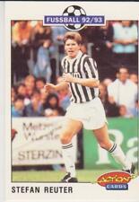 Panini Fussball 92-93 Action Cards #50 Stefan Reuter Borussia Dortmund