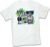 Christian T-Shirt  Christ is the Cure