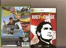 JUST CAUSE XBOX 360 / X BOX 360