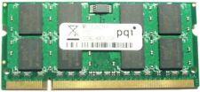 PQI 2GB DDR2 800 PC2-6400S Sodimm Laptop Memory 6400