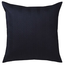 Private Collection Westcott Navy European Pillowcase