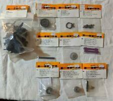 Hpi Racing Savage Parts Lot Gear Box, Idler Shaft, Trans Gear, Clutch Bell.
