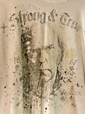 "Neil Young ""Strong & True""  Long Sleeve Shirt"