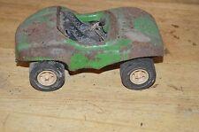 Vintage Metal Tonka Dune Buggy Toy Car Green