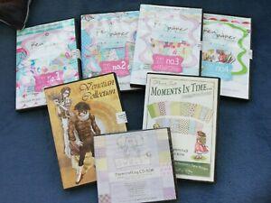 Set of 4 Polkadoodles CD roms plus 3 others
