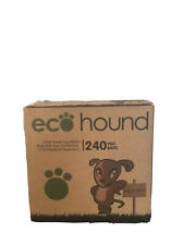 EcohoundEHVR240 Small Dog Waste Bags - 240 Pack