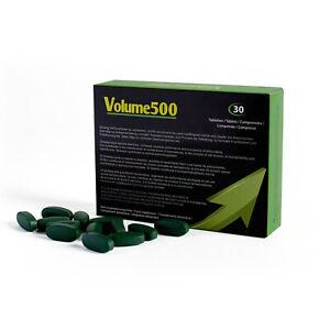 Volume500 zur Ejakulation Spermaerhöhung und Potenz Volume 500 Spermaqualität