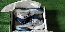 Scarpe Shoes Nike Jordan Rising High 47,5 Uk 12 Grigio Blu Basketball