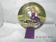 The Frog King Collector Plate Classic Fairy Tales Gerda Neubacher Kaiser Germany