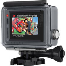 Helmet/Action Touch-Screen Camcorders
