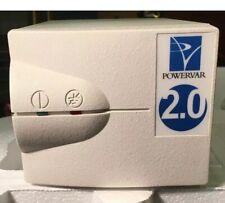Brand New PowerVar ABC201-11 - Power Conditioner