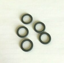 Metric. New 3mm ID x 1.5mm C//S Red Silicone O Ring 3x1.5 Choose Quantity