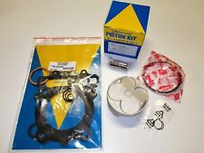 KTM 250 SXF 2005-2012 Mitaka Top End Rebuild Kit Piston Gasket Set Rings SXF250