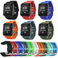 For Garmin Forerunner 35 Smart Watch Wristband Silicone Replacement Strap Band