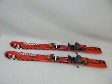 Atomic Race 5 Skis w/ Atomic Race 045 Bindings 100cm Youth Kids Junior Boys Girl