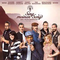 SING MEINEN SONG-DAS TAUSCHKONZERT VOL.3   CD NEU