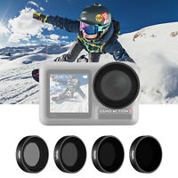 Neewer 4-Pack Filter Set Compatible with DJI Osmo Action for Outdoor Sports