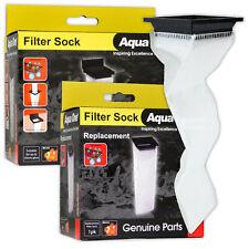 Aqua One Filter Socks with Mounting Bracket / Replacement Aquarium Fish Tank