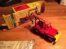 Dinky Toys  Jeep  1412
