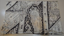 NWOT Pottery Barn DEMI PAISLEY PRINT SILK Lumbar Pillow Cover 16 x 26""