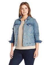Levi's Women's Ocean Blue CLASSIC TRUCKER JACKET 779940050  Size: 2XL