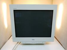 """DELL ULTRASCAN P991 19"""" Vintage Gaming CRT Monitor  w/Power Cord"""