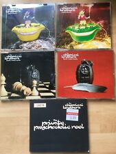Chemical Brothers CD lot of 5 Singles including Ltd edition Classic 90's BigBeat