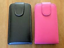 PROTECTIVE PU LEATHER FLIP CASE / COVER / WALLET FOR BLACKBERRY 9360 CURVE