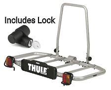 "Thule EasyBase 949 Tow Bar Ball Mounted ""Locks"" Cargo Rack | BackUp Box EasyBag"