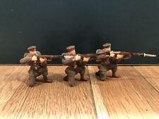 Authenticast: Russian Infantry Firing, c1917. Post War