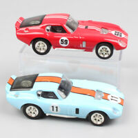 1 43 Scale ford GT vintage 1965 Shelby Cobra Daytona Coupe diecast model Car toy