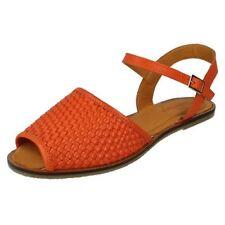 Sandalias y chanclas de mujer planos talla 35
