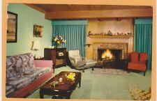 Advertising Postcard - Contour Chair Milwaukee Wisconsin - Retro Interior