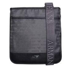 Leather Men's Small Crossbody Bag