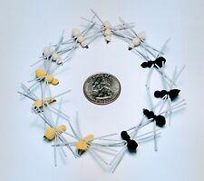 1 Dozen Foam Spider Flies Ants Popper Fly Fishing Rod Bluegill Trout Bass Beatle
